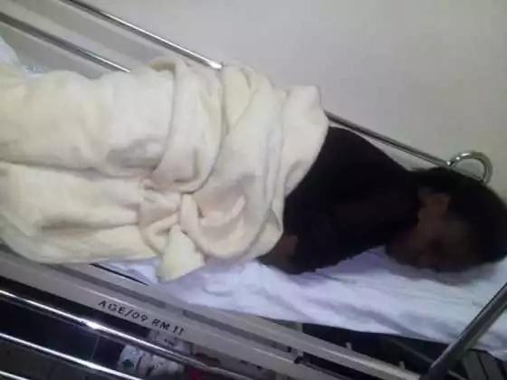 Photos: Gospel singer Mercy Masika involved in road accident