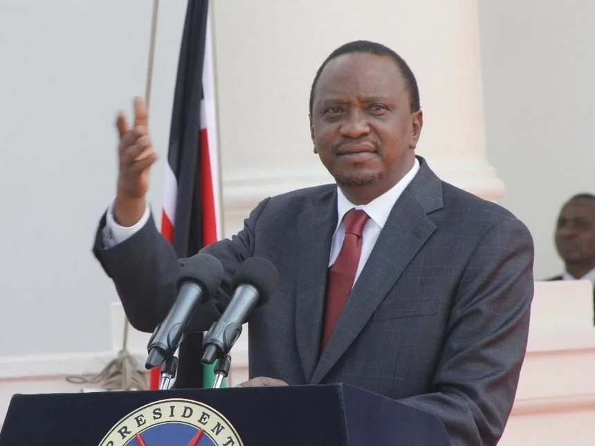 Supreme Court should have ordered for a vote recount - Uhuru says