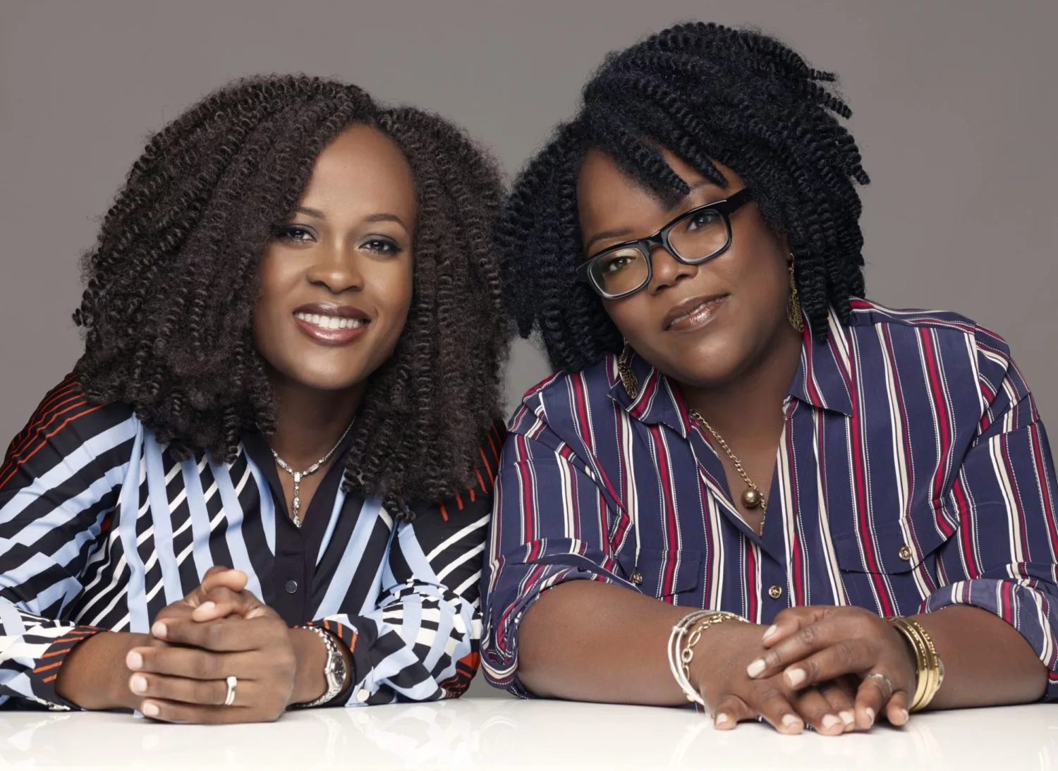 These talented African sisters developed skin products designed specially for DARK skins (photos)
