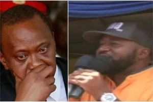 I dare you to KILL me- Mombasa governor Hassan Joho FIERCELY fires back at the President in Taveta