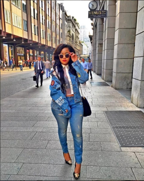Vera Sidika shows Dubai, Milan people how socialites roll
