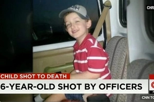 Video Shows Officers Shooting 6-Year-Old
