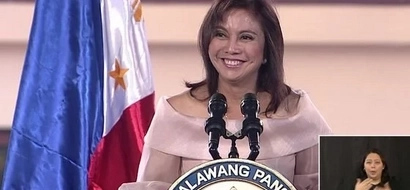 READ: Speech that made VP Robredo's voice crack up