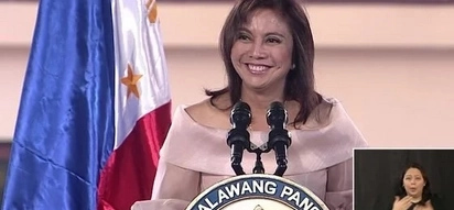 READ: Speech that made VP Robredo's voice crack up