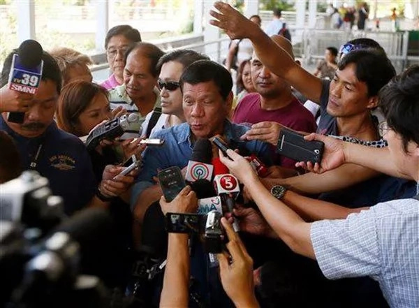 Duterte admin not lifting a finger on death threats faced by journos