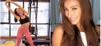 "Solenn Heussaff's perfect response to ""tumaba ka"" comments!"