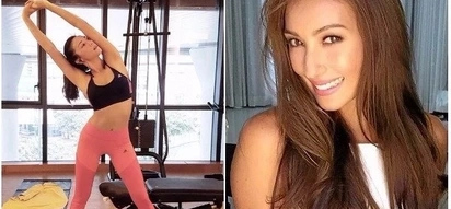 """Solenn Heussaff's perfect response to """"tumaba ka"""" comments!"""