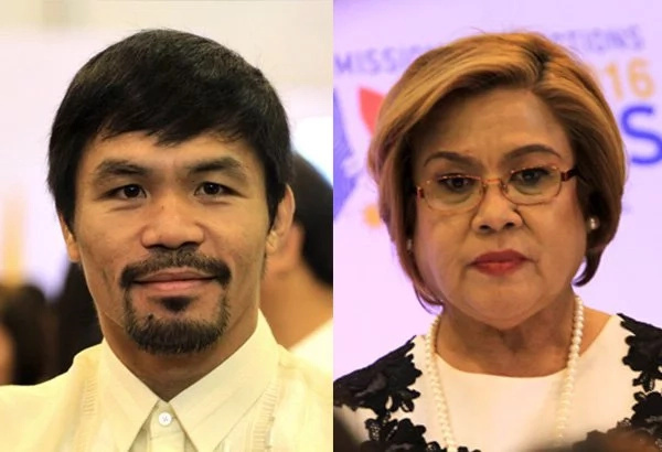 De Lima, Pacquiao skip Senate orientation