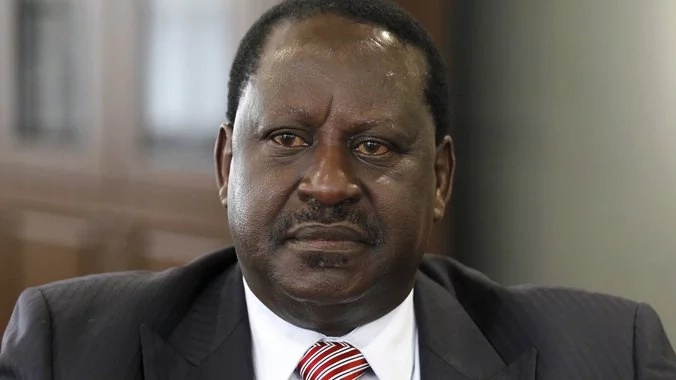 Raila accused of silence as ODM governors plunder resources