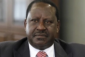 Raila visits Ruto for a political discussion