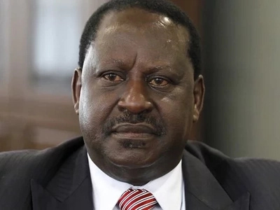 Why Raila is pleading with the UK government to give him money