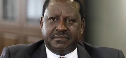 Raila aona MOTO Samburu, wakazi wageuka na kumfanyia visanga