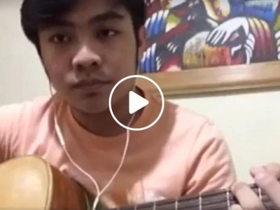 Pinoy online musician breaks social media with crazy cover of 'Silent'