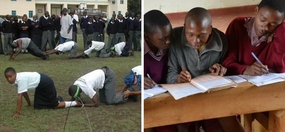 Most memorable punishments in Kenyan high schools that made you stronger