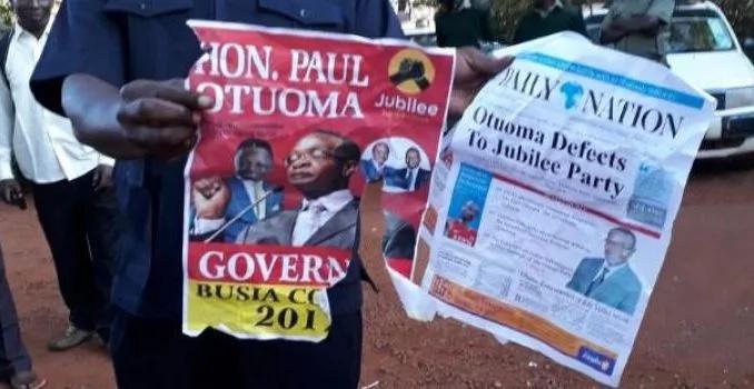 Aliyekuwa mtangazaji wa redio Caroline Mutoko bado haamini jinsi gavana wa Busia alinyakua tiketi ya ODM