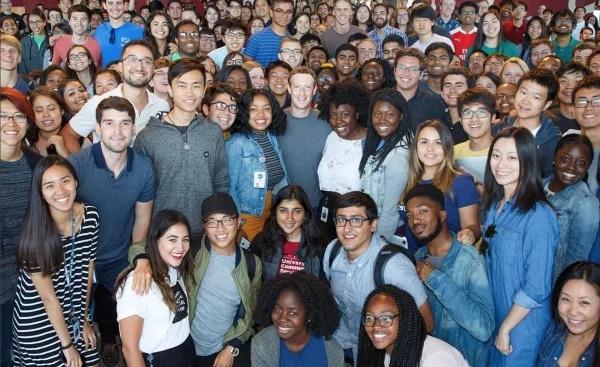 Mark Zuckerberg has some similar traits with Jesus?