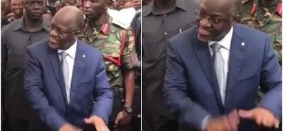 President Magufuli shocks many after displaying his INSANE drumming skills (Video)
