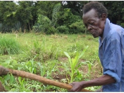 Meet 108-year-old man who still tills his farm and hasn't fallen sick in 55 years