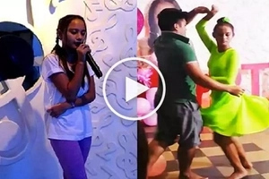 Nagpakitang gilas si Badjao Girl! Rita Gabiola's song and dance rehearsal videos wow netizens