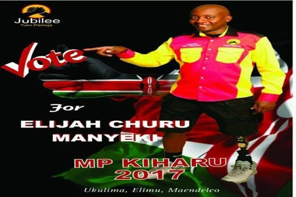 Meet the Parliamentary aspirant who is selling Dogs to fund his campaigns