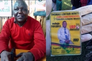 Popular politician who went missing found DEAD