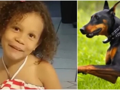 4-Year-Old Girl Brutally KILLED by New Dog Dropped Off Minutes Earlier