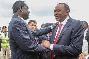 Rais Uhuru atumia MAMILIONI ya pesa Nyanza