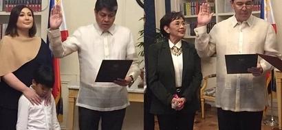 Vilma Santos, Senators Recto, Pangilinan take oath on Monday