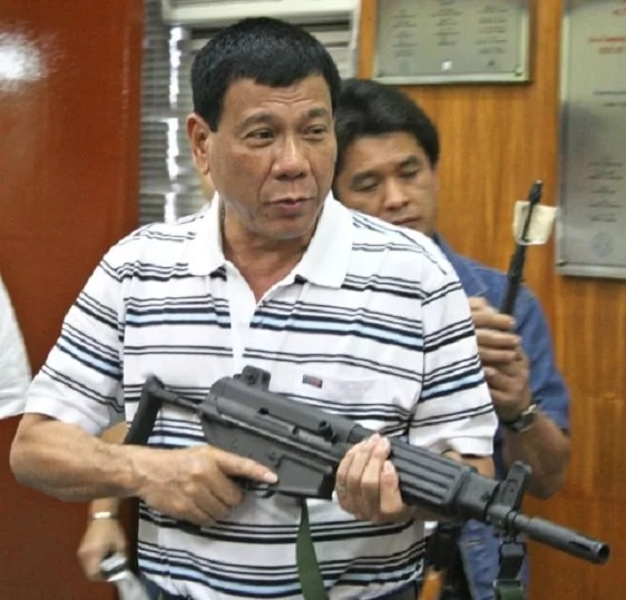 Duterte to wipe out illegal drugs