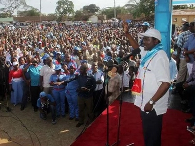Jubilee Party shaken as members defect to Kalonzo Musyoka's party