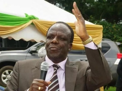 Kakamega governor in physical fight with Mumias MP (video)