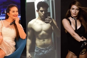 Lucky girl! Sarah Lahbati's ultimate Christmas wish will make you very jealous of her