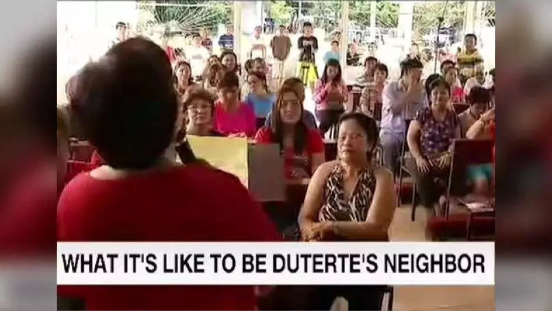 Duterte's neighbors willing to adapt changes