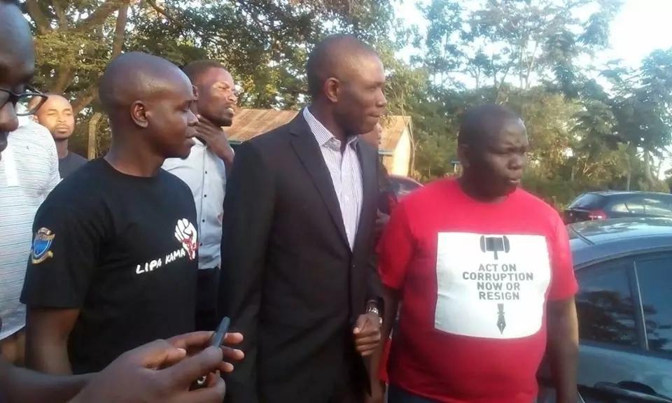jubilee speaks on doctors strike