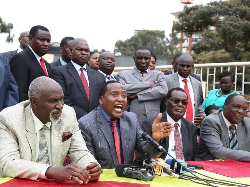 Uhuru suffers heavy loss in Kisii in just a week