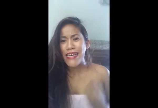 Netizen does an impressive Ruffa Mae Quinto impression while with a video reply to her Tinder match