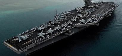 South China Sea strike patrol visits PH