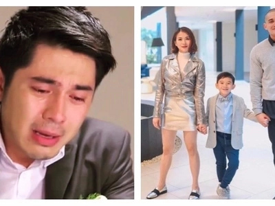 Paolo Contis talks honestly about his relationship with Paulo Avelino and his son Aki: 'Yung love ng bata… hindi mo naman makukuha yun sa laruan.'