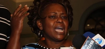 I have seen how beautiful you are and I want you to be my girlfriend - secret admirer to Millie Odhiambo