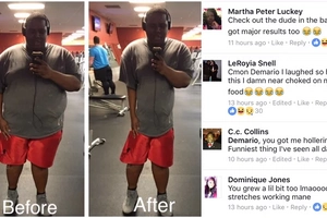 """""""How to be You Po?"""" Netizen Goes Viral for Posting Shocking """"Before-and-After"""" Gym Photo!"""