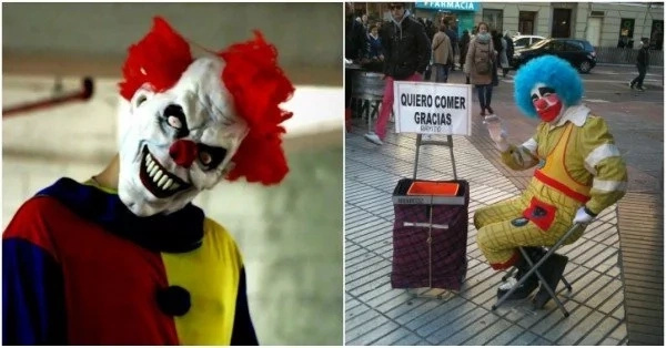 Payaso se suicidó por bromas virales