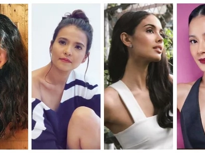 Love din ba nila ang Sinigang? 15 beautiful proudly morena Filipina celebrities