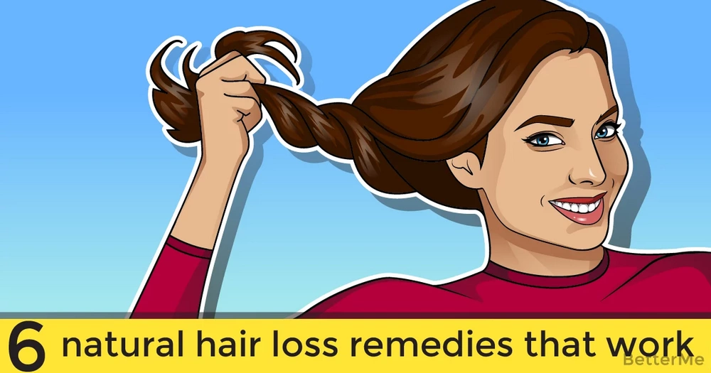 6 natural hair loss remedies that work