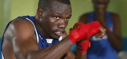This is what Kenyan boxer did in a foreign land, it will amaze you
