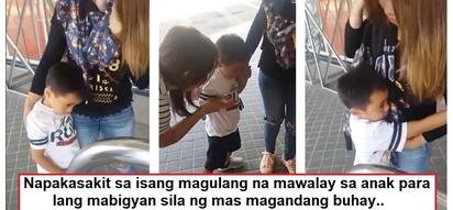 Nakakadurog ng puso! OFW mother bids her son an emotional goodbye at the airport goes viral