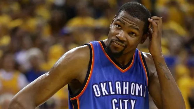 Kevin Durant explains decision to join Warriors