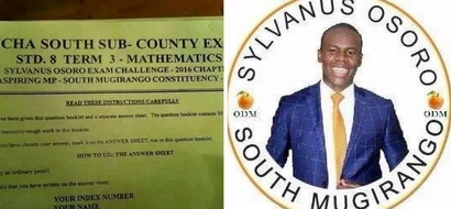 After Siaya Governor another politician is exposed for using exams for campaigns