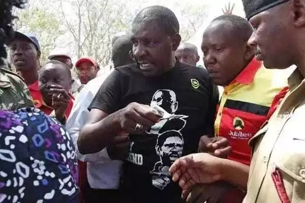 Mbunge wa Jubilee ajeruhiwa vibaya wakati wa mapigano