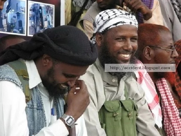 Senior al-Shabaab leader surrenders in a shocker move