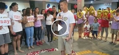 This Pinoy pulls off the most creative marriage proposal we have ever seen